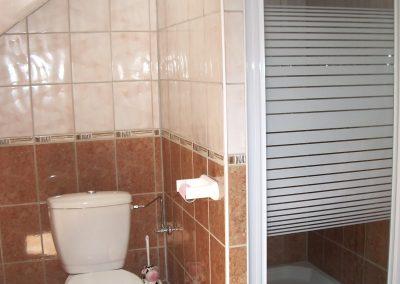sdb wc douche
